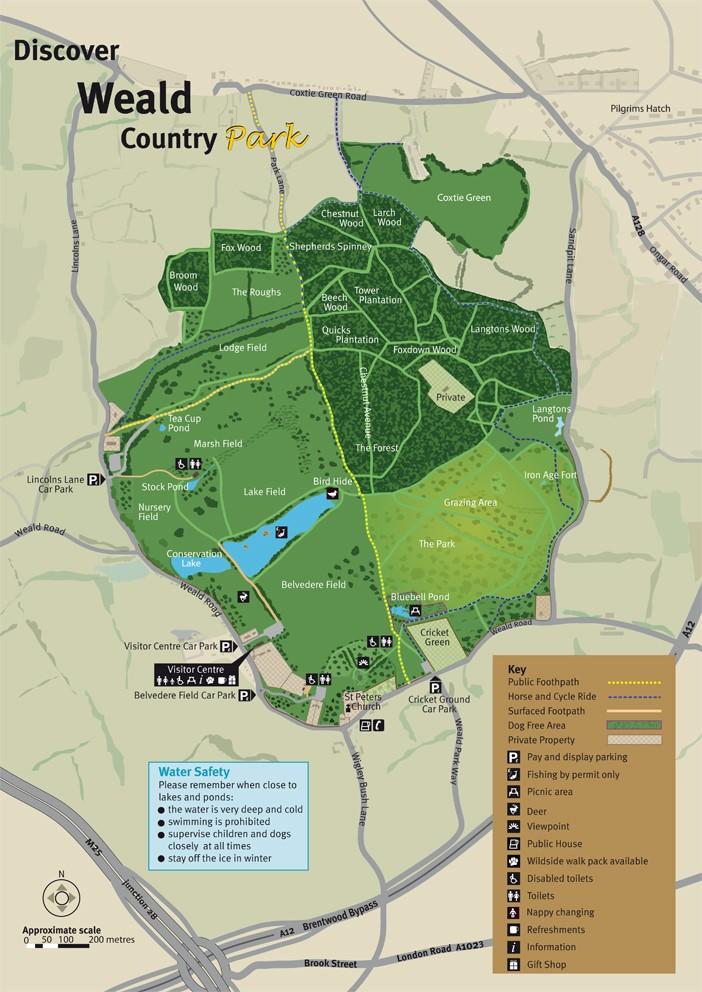 Weald map